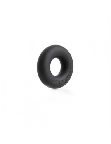 Ultimate Silicone Ring Black