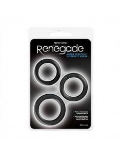 Renegade Diversity Rings Black