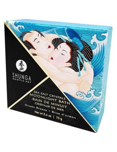Shunga Sea Salt Crystals Ocean Breeze