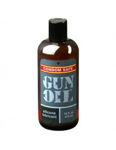 Gun Oil Silicone 473 ml