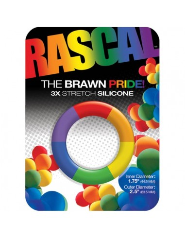 The Brawn Cockring Rainbow Pride