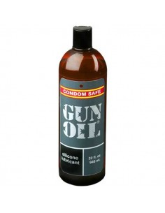 Gun Oil Silicone 946 ml