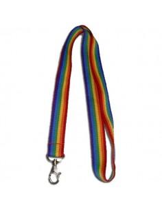 Rainbow Gay Pride Lanyard /...