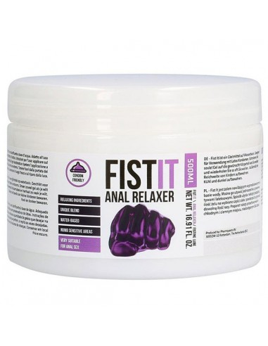 FistIt Anal Relaxer
