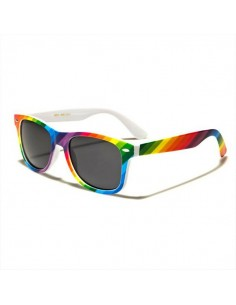 Pride Rainbow Sunglasses...