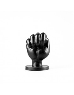All Black Fist Plug Small