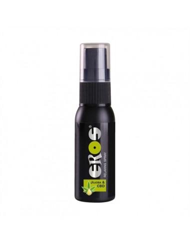 Eros Relaxing Spray Jojoba & CBD 30 ml