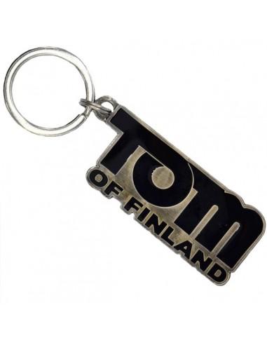 Tom of Finland Logo Key Ring