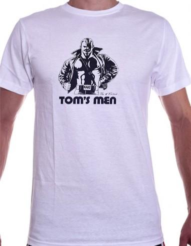Tom of Finland Kake T-Shirt White