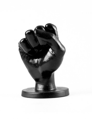All Black Fist Plug Large