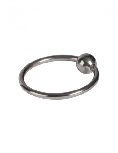 Steel Ball Glans Cockring