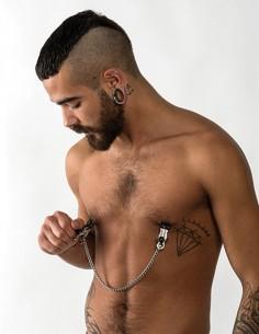 Mawa Nipple Clamps Adjustable