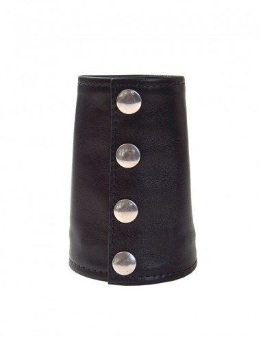 Leather Gauntlet Wallet Zip