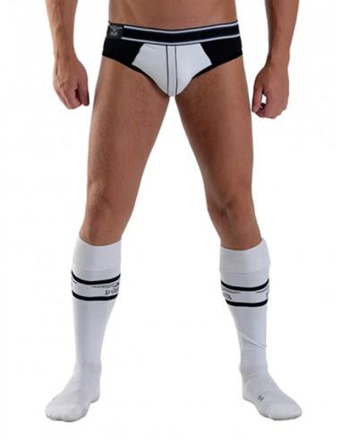 Urban Football Socks White