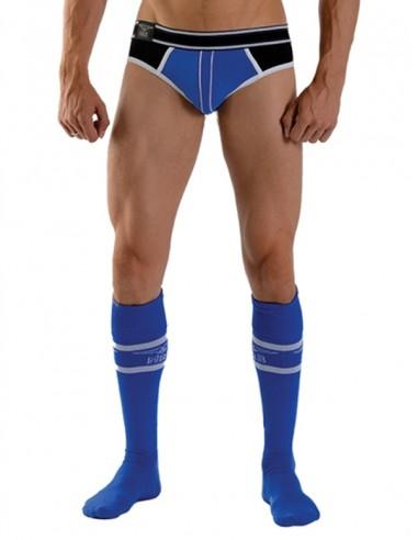 Urban Football Socks Blue