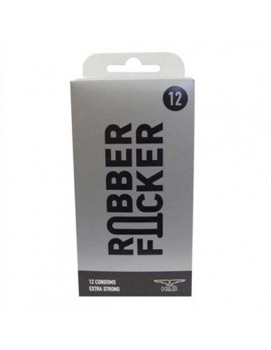 RubberFucker Condoms 12 Pack