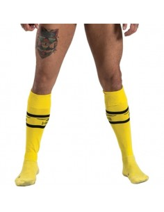 Football Socks Yellow