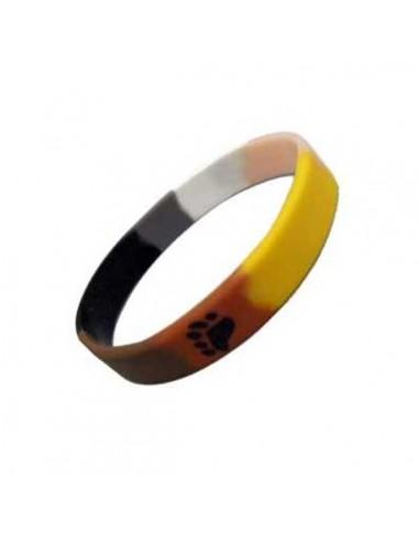 Bear Pride Bracelet Silicone