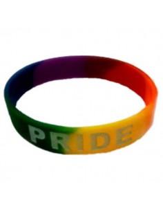 Rainbow Pride Bracelet Silicone