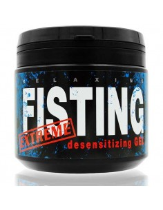 Fisting Extreme Desensitizing Gel 500 ml